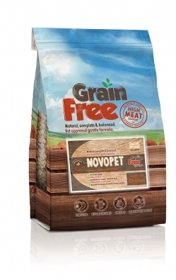 Grain Free – Chicken, Sweet Potato & Herbs