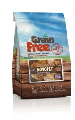 Grain Free – Duck, Sweet Potato & Orange