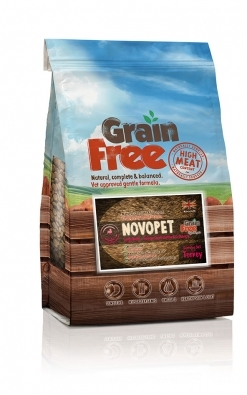 Grain Free – Turkey, Sweet Potato and Cranberry (Large Breed)