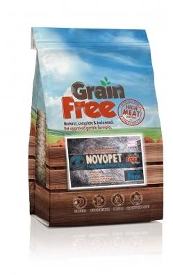 Grain Free – Pork, Sweet Potato & Apple