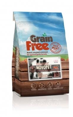Grain Free – Salmon, Trout, Sweet Potato & Asparagus