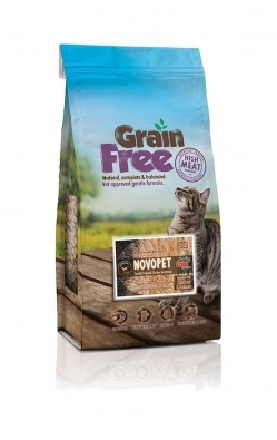 Grain Free – Freshly Prepared Chicken