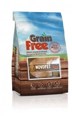 Grain Free – Chicken, Sweet Potato, Carrots & Peas