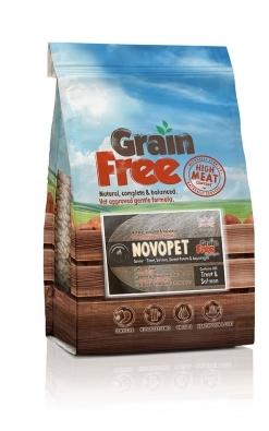 Grain Free – Salmon, Trout, Sweet Potato & Asparagus (senior)
